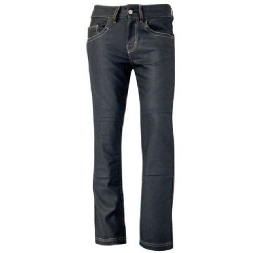 Bull-it Ladies SR4 Slate Black Covec Armoured Motorcycle Jeans Regular Leg SALE